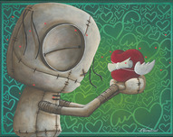Fabio Napoleoni Fabio Napoleoni Words From My Heart (Mini) - Framed