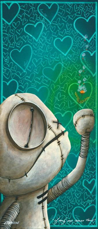 Fabio Napoleoni If Only One Comes True (Metal)