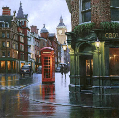 Alexei Butirskiy London Evening