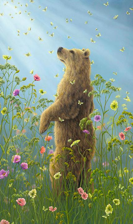 Robert Bissell Presence II - Small Works