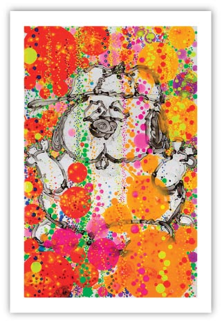 Tom Everhart Tangerine Scream Bubble Bath (PP)