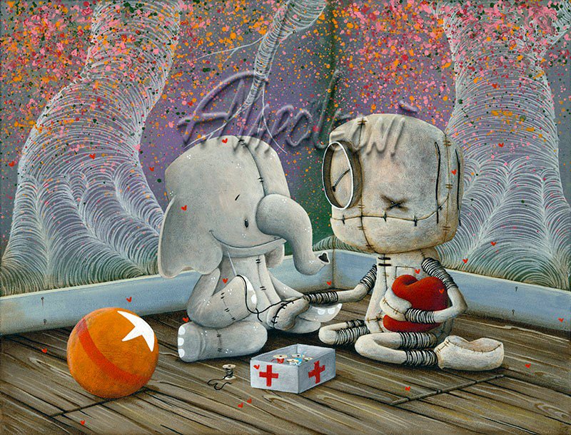 Fabio Napoleoni That's What Friends Are For (PP) Paper