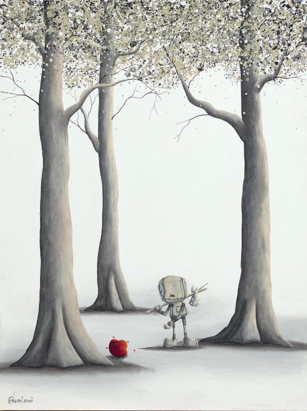 Fabio Napoleoni Can't Complete My Journey Without You (AP) Paper