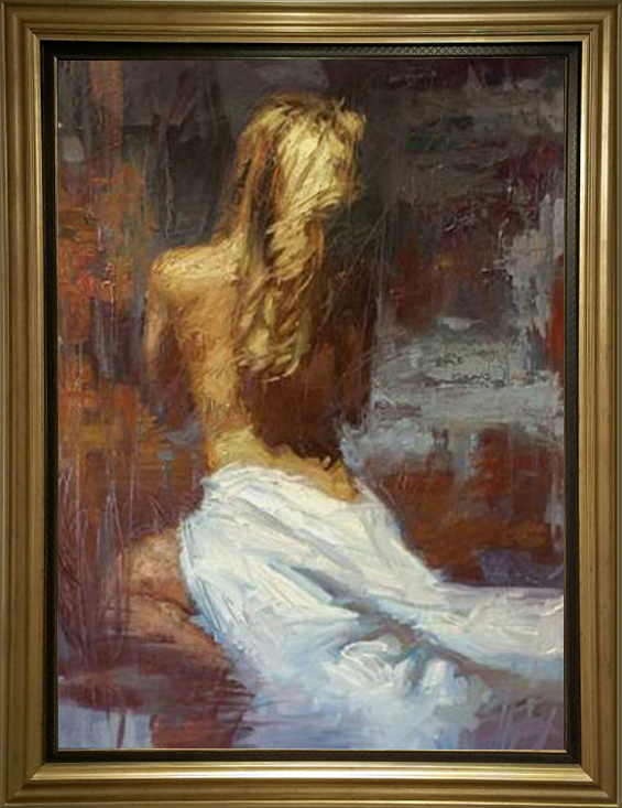Henry Asencio Dawn (Framed)