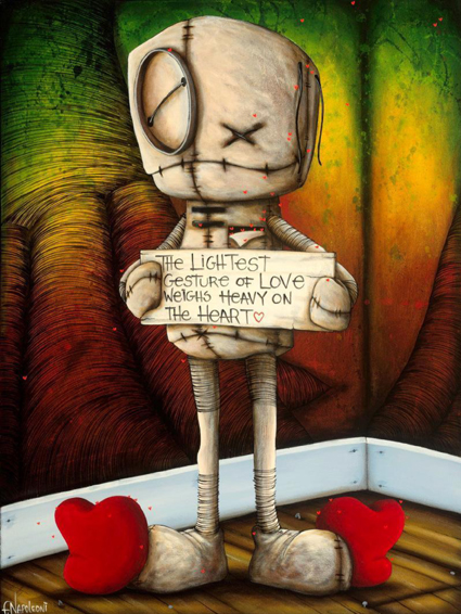 Fabio Napoleoni If Your Mind Begins to Doubt (AP) Paper