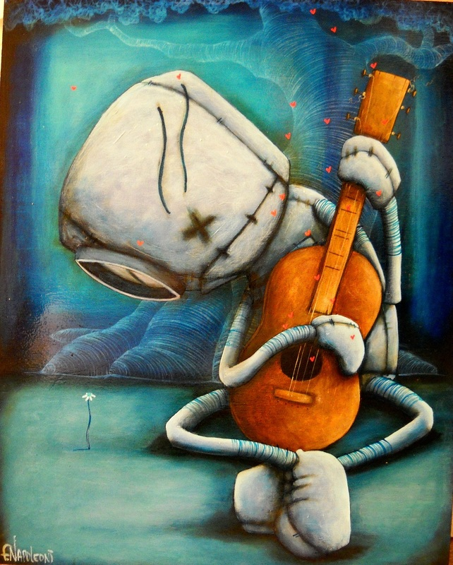 Fabio Napoleoni Playing on My Heart Strings (PP)
