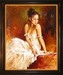 Andrew Art Limited Edition Giclee on Canvas Valeria