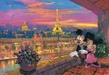 James Coleman Limited Edition Giclee on Canvas A Paris Sunset