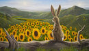 Robert Bissell Limited Edition Giclee on Canvas The Arising (Deluxe)