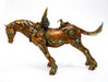 Nano Art Bronze Sculpture Arthur (horse) (large works)