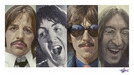 Kruger Fine Art Limited Edition Giclee on Paper Fab 4 - Beatles
