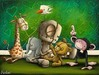 Fabio Napoleoni Limited Edition Giclee on Paper Best Friends Forever (AP)