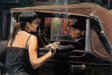 Fabian Perez Limited Edition Giclee on Canvas Calles De San Telmo II