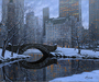 Alexei Butirskiy Limited Edition Giclee on Canvas Central Park