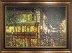 Michael Flohr Art Limited Edition Giclee on Canvas City Reflections