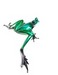 Frogman - Tim Cotterill Bronze Sculpture Clover