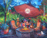 James Coleman Limited Edition Giclee on Canvas Coleman's Paradise