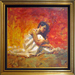 Henry Asencio Limited Edition Giclee on Canvas Day Dream