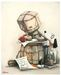 Fabio Napoleoni Limited Edition Giclee on Paper Dear Babycakes (AP)