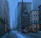 Alexei Butirskiy Limited Edition Giclee on Canvas Fifth Avenue