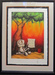 Fabio Napoleoni Limited Edition Giclee on Paper Filled With Love (Framed)