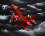 Godard Martini Art Limited Edition Giclee on Canvas Flying High