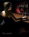 Fabian Perez Limited Edition Giclee on Canvas Girl At Bar With Red Light