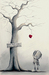 Fabio Napoleoni Limited Edition Giclee on Paper Good Things Come To Those Who Wait (SN)  #1