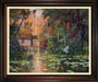 James Coleman Limited Edition Giclee on Canvas Hidden Sanctuary