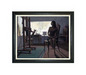 Fabian Perez Limited Edition Giclee on Canvas Intimacy II
