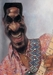 Kruger Fine Art Original Acrylic on Board Ike - Ike Turner (Original Painting)