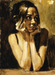 Fabian Perez Limited Edition Giclee on Canvas Lucy