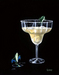 Michael Godard Limited Edition Fine Art Limited Edition Giclee on Canvas Margarita on the Rocks (AP)