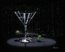 Michael Godard Limited Edition Fine Art Limited Edition Giclee on Canvas Matrix Martini (AP)