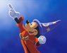Schim Schimmel Limited Edition Giclee on Canvas Mickey's Magical Touch
