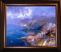 James Coleman Limited Edition Giclee on Canvas A View From Hamilton