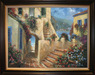 James Coleman Limited Edition Giclee on Canvas Steps by the Bay