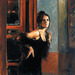 Fabian Perez Limited Edition Giclee on Canvas Noches De Buenos Aires