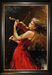 Andrew Art Limited Edition Giclee on Canvas The Passion of Music