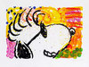 Tom Everhart Limited Edition Lithograph Pop Star (AP)