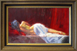 Henry Asencio Limited Edition Giclee on Canvas Quiescence