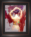 Henry Asencio Original Oil on Canvas Repose Study (Original) Framed
