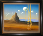 Victor Bregeda Limited Edition Giclee on Canvas Rhapsody of Life