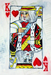 Todd White Limited Edition Giclee on Canvas Suicide Martini King