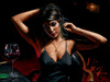 Fabian Perez Limited Edition Giclee on Canvas Saba at Las Brujas IV