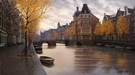 Alexei Butirskiy Limited Edition Giclee on Canvas September Morn