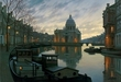 Alexei Butirskiy Limited Edition Giclee on Canvas Silent Dawn
