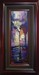 Michael Flohr Art Original Oil on Canvas A Single Martini (Framed) Original