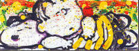 Tom Everhart Limited Edition Lithograph Snooze Alarm Boogie 7:15