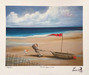 Fabio Napoleoni Limited Edition Giclee on Paper Somewhere Beyond the Sea (Itty Bitty)